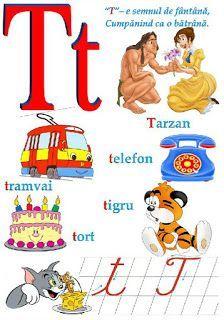Creionasul cel istet si prietenii: Alfabetul (cu ilustratii) COD 04