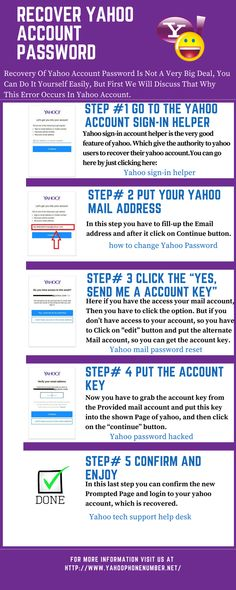 how to recover yahoo mail without account key