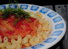 Fenchel-Tomaten-Sugo
