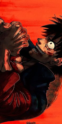 Monkey D. Luffy • One Piece