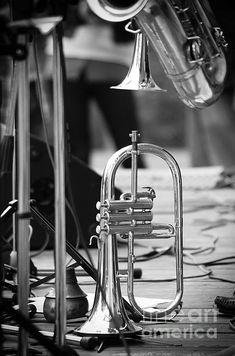Jazz Trumpet by Konstantin Sevostyanov