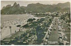 Ipanema e Leblon anos 50