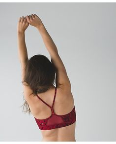 Flow Y Bra IV: simplicity is a beautiful thing. We made this racerback bra because we wanted a timeless classic that works under any tank, for every activity.