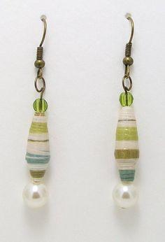 Paper bead technique