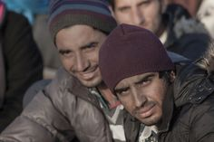 Portrait of a Refugee Migrants and Refugees by Steve Evans With...