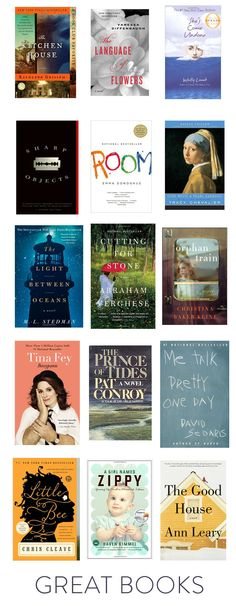 15 great reads