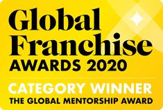 Category Winner - The Global Mentorship Award