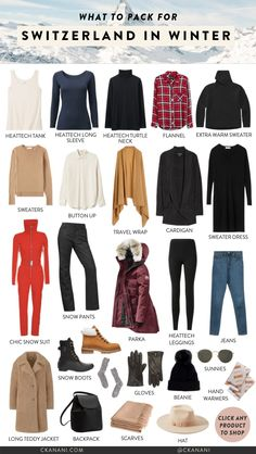 holiday packing Winter Packing List: How to Pack for a Snowy Getaway ckanani luxury travel amp; Winter Travel Outfit, Winter Packing, Packing List For Travel, Winter Outfits, Packing Lists, Travel Outfits, Holiday Outfits, Apres Ski Outfits, Winter Wear