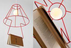 Book #Lamp (Groupa Studio)