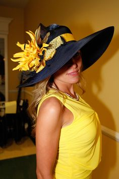 Street Style: Hats Are the Real Winners at the 2013 Kentucky Derby