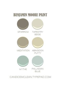 woodlawn blue vs palladian blue - Google Search
