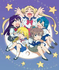 Sailor Senshi by セーラー①