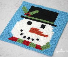 SnowmanPixel1