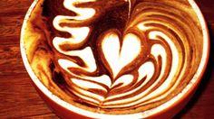 latte art - thursday arvo practice