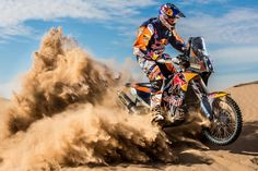 Toby Price becomes first Australian to win the gruelling Dakar.: Toby Price becomes first Australian to win the gruelling… Moto Enduro, Enduro Motorcycle, Moto Bike, Motocross, Motos Ktm, Toby Price, Rallye Paris Dakar, Ktm Adventure, Rallye Raid
