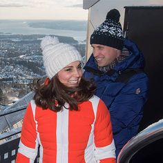 Kate Middleton Shows Us Winter Fashion Done Right on Norway Visit With Prince William   E! News