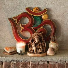 Make space for gratitude and inspiration with a beautiful home altar that celebrates the loves of your life and the qualities you want to embrace in yourself