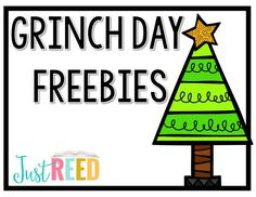 TEACH YOUR CHILD TO READ - Host an unforgettable Grinch Day this Christmas. Includes printables, links to freebies, decor ideas, and more! Super Effective Program Teaches Children Of All Ages To Read. Grinch Christmas Party, Grinch Party, Preschool Christmas, Holiday Fun, Xmas Party, Party Time, Christmas Activities, Christmas Themes, Christmas Stuff