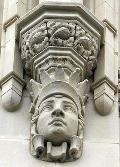 Detail, San Antonio
