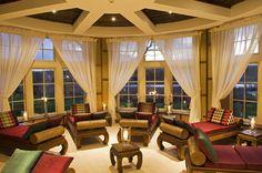 Lap Sabai Room, meaning 'Deep Sleep' (Deep Relaxation area)