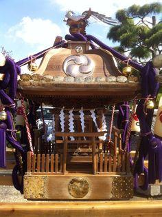 赤城神社御神輿2011