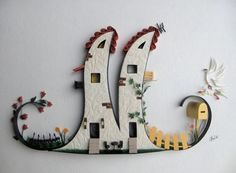 Quilled by Suzana Ilic