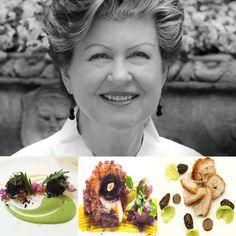 3 star - Chef Annie Feolde - Restaurant Enoteca Pinchiorri Firenze Italia #italianfood #italianchef #italianrestaurant www.100ita.com