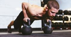 A kettlebell workout is a sure way to torch calories – and fast! According to the American Council on Exercise, the average person burns 400 calories...