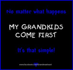 My Grandkids . Quotes About Grandchildren, Grandkids Quotes, Grandmothers Love, Grandma Quotes, Love Of My Life, My Love, Grandma And Grandpa, Grandparents Day, Family Love