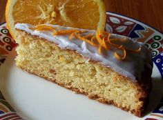 'Sticky Orange Marmalade Cake'. It's  moist and chock full of flavor with a sticky marmalade glaze which covers all that buttery cake goodness, and lurks just beneath a simple icing sugar glaze. You want to use a really good Seville Orange marmalade for this cake, with an intense bittersweet flavor, plus decent chunks of peel in it. The first commercial brand of marmalade along with the world's first marmalade plant was founded in 1797 in Dundee, Scotland.