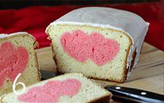 Torta de corazones | Ideas para Decoracion
