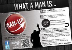 Jonathan Greer MAN-UP! Movement