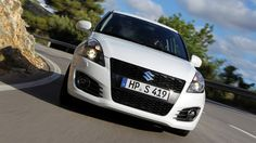 As sold in Europe, the Swift Sport has all the features of the top models with the petrol and diesel engine. General Motors Cars, Suzuki Swift Sport, Car Posters, Poster Poster, First Drive, Latest News Headlines, Diesel Engine, Motor Car, Automobile