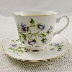 Victorian Cottage Rose Tea Coffee Sugar canisters Bone China Jarre DECO UK