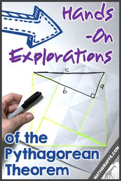 Applying the Pythagorean Theorem- In this video, learn how using the ...