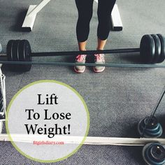 Lift It Girl-8 Reasons Why You Shouldn't Be Afraid Of Weights -