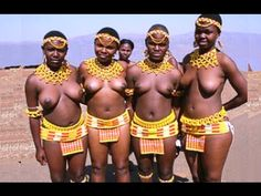 Swazi Reed Dance Festival virgin at Swaziland best tourism festival