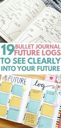 The BULLET JOURNAL FUTURE LOG is one of the most important spreads that you want organized properly in your bujo. Click through for great layout ideas from the simple minimalist to more elaborate handwriting, color-coding, and calendars. Catch unique takes on Ryder Carroll's original horizontal spreads, vertical pages, the Eddy Hope and Alastair methods. Whichever template or design you choose, make sure it helps you stay on track with your goals!