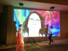 Documental en #santurceesley6 de #Vikinga! Toda la noche!