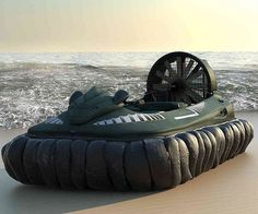 Pod Hovercraft