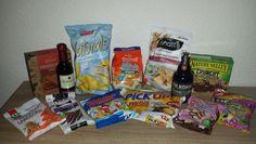 Die Themenbox von Brandnooz: Snack-Attack-Box II Die Brandnooz Box gibt es monatlich mit einer reichhaltigen Abwechslung an Lebensmitteln und Getränken zu einem kleinen Preis im Abo oder als Themen…