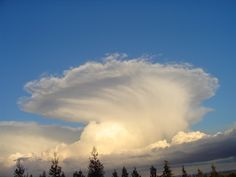 This is an amazing thunder head. (anvil) Looking east/southeast from Rancho Cordova, CA, near Sacramento. Rancho Cordova, Love Pictures, Sacramento, More Photos, Thunder, Weather, Clouds, Amazing, Places
