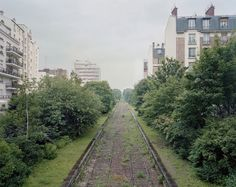 By The Silent Line: Photographs of an abandoned railway line in Paris | Creative Boom