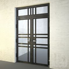 INDUSTRIAL LOFT DOOR