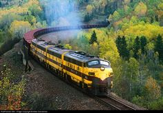 RailPictures.Net Photo: LTV 4213 LTV Steel Mining Company EMD F9(A) at Cramer, Minnesota by Mike Danneman