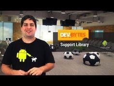 DevBytes: Conhecendo a Support Library (Portuguese) - YouTube