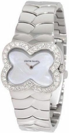Pierre Cardin Ladies Pétales Crystals / Bracelet PC104352F02