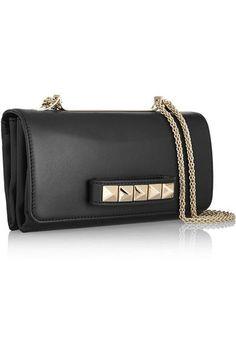 Valentino shoulder Valentino Garavani Voom bag Va leather Va qAvqFrYw