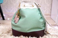Faça você mesma a sua bolsa! Mims Bags