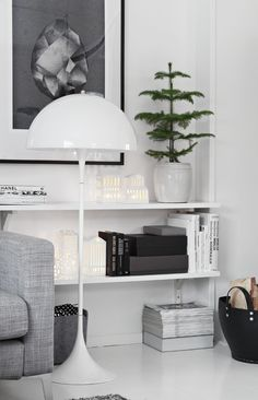Sala tons de cinza Grey decor Scandinavian decor